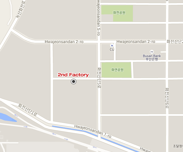 2nd Factory map