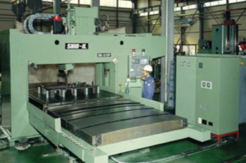 Vertical Drill Master Machine